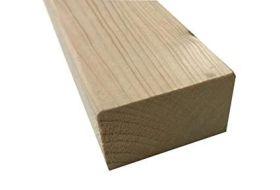 47 x 75mm Sawn Timber Treated Regularised C24